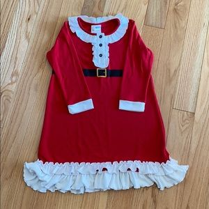 Cute Holiday night gown for little girl